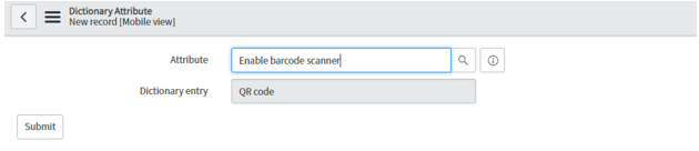 QR & Barcode Scanning functionality in ServiceNow – SN Maestro